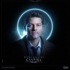 Supernatural Finale, Supernatural Poster, Crowley Supernatural, Supernatural Drawings, Supernatural Pictures, Supernatural Fan Art, Supernatural Wallpaper, Castiel, John Rick