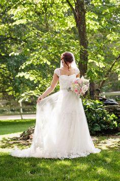 Romantic Blush Cedarwood Wedding :: Abby +Brennen   Cedarwood Weddings
