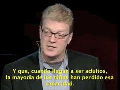 ¿Matan las escuelas la creatividad? (1) (subtitulada en español) - YouTube