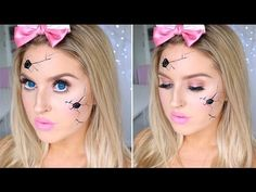 Halloween makeup tutorial 2017 - 31 of the best YouTube videos