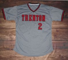 Have a look at this custom jersey designed by Trenton Baseball and created at Metuchen Team Sports in Sayreville, NJ! http://www.garbathletics.com/blog/trenton-baseball-custom-jersey-2/ Create your own custom uniforms at www.garbathletics.com!