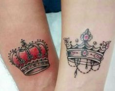 i like the jewels under the crown