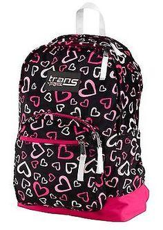 Jansport Hearts Backpack