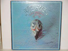 $15 The Eagles - Their Greatest Hits - Asylum Records 1976 - Classic Rock - Vintage Vinyl LP Record Album