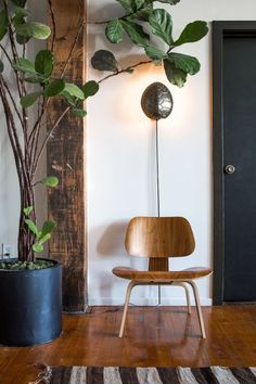 Eames Molded Plywood Chair from SmartFurniture.com