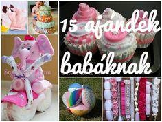 15 ajándék ötlet újszülötteknek, születendő babáknak