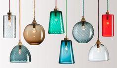 Rothschild & Bikers, lámparas de vidrio soplado