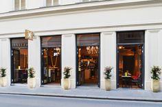 mocarello a nice café in vienna