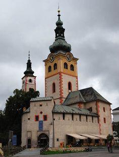Banská Bystrica - castle of the city