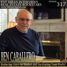 Ben Caballero is the #1 ranked real estate professional in the USA for 2015 in two categories: (1) number of real estate sales transactions and (2) cumulative transaction (dollar) volume... #realestate #podcast #pathiban #hibandigital #hibangroup #HIBAN #realestatesales #realestateagent #realestateagents #selling #sales #sell #salespeople #salesperson #bencaballero