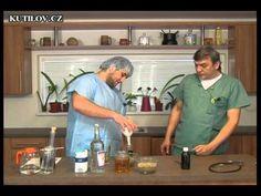 Výroba Jitrocelového sirupu a sirupu z Kotvičníku