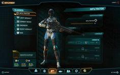 [게임 UI] Planetside 2 : 네이버 블로그