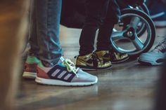 Teniskology sneakerheads Adidas Gazelle, Adidas Sneakers, Shoes, Fashion, Moda, Zapatos, Shoes Outlet, Fashion Styles, Shoe