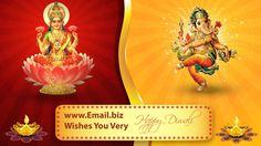 Email.biz wishes you a very happy diwali