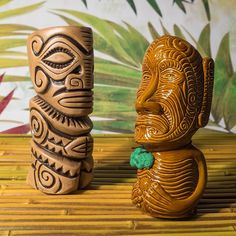 Two great new tiki mugs added to our site. Moko Moai and Nuku Nuku. We have lots…