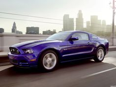 Ford mustang 5.0 gt 2012