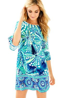 Lilly Pulitzer Ophelia Swing Dress Resort 2017  https://www.lillypulitzer.com/product/new-arrivals/ophelia-swing-dress/c/1/11197.uts