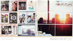 Gluestick girl - PL - full page photo & camera card
