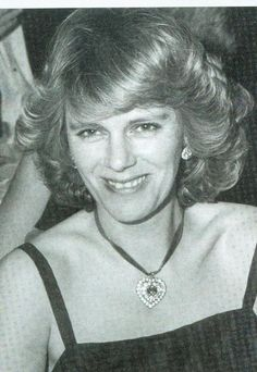 Camilla 1986...just goes to show looks are not everything... she doesn't hold a candle to Di!