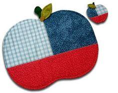 jogo americano maçã