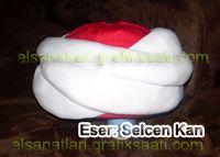 How to make the Ottoman Sultan Turban sand Nasreddin Hodja kavuk.  Nasrettin Hoca kavuk tasarımı. Padişah kavuğu nasıl yapılır? Ayşe Selcen Kan Atılgan el sanatları