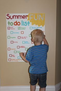 The Buente Family: Ready For Summer {A DIY project!} by lakeisha