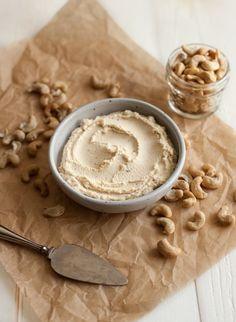 My go-to cashew cheese recipe