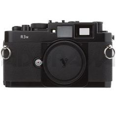 "Voigtlander Bessa R3M 35mm Rangefinder Manual Focus ""M"" Mount Camera Body (1:1 Viewfinder) - Black #AdoramaGear"