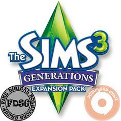 download sims 3 generations origin free