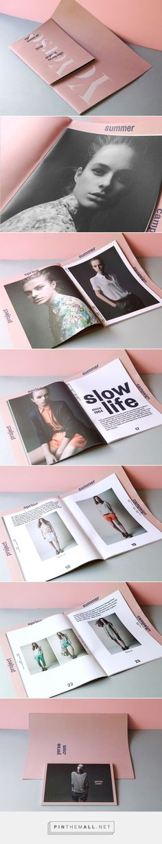 Fashion Magazine Design Editorial Colour Ideas For 2019 – fashion editorial layout Web Design, The Design Files, Graphic Design Layouts, Graphic Design Branding, Logo Design, Design Ideas, Brochure Design, Design Art, Editorial Design
