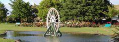 Centennial Park, Taradale, Napier, New Zealand. Centennial Park, Walkway, New Zealand, Paths, Art Deco, Image, Sidewalk, Pathways, Side Walkway
