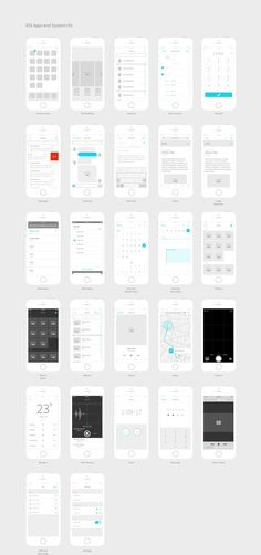Kitchenware Pro provides every element you need for creating stunningly elegant, and professional iOS wireframes. With 60 different screens, an incredible attention to detail, and a well organized product to save you time and money, Kitchenware Pro is a no brainer for your wireframe needs!