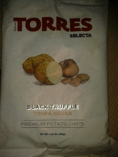 black truffle p.chips