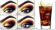 Bacardi & Coke Inspired