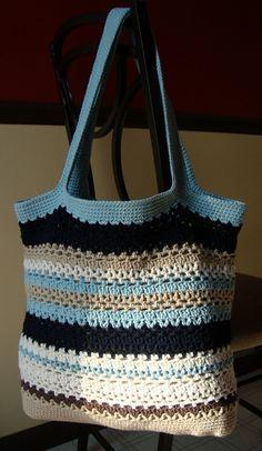 Chrochet bag by corinne