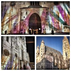 Vienna, Barcelona Cathedral, Building, Painting, Travel, Art, Craft Art, Buildings, Paintings