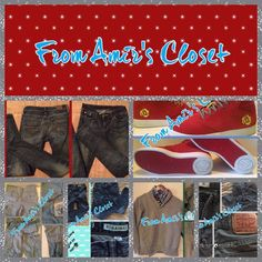 """Check out boys items in my son's closet. Check out boys items in my son's closet.     Help Amir earn money for new PS4 games! All proceeds from sales listed as """"From Amir's Closet"""" will go directly to Amir! ⚽️⛳️. This is not a listing. NOT FOR SALE! Other"""