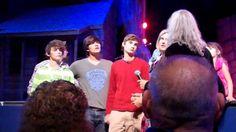 Penrod Kids sing at Dollywood (2011-10-15) (+afspeellijst)