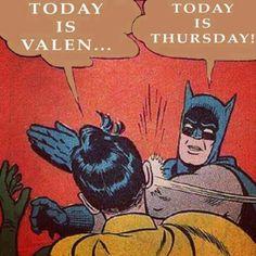 anti-valentine's day humor :)  hehe... @Tanya Lacey