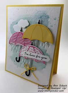 On the CASE: Weather Together - The Stampin' Schach