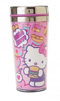 Hello kitty mug.