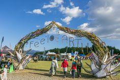 キャンプインフェスティバル「フィールアース」9月開催