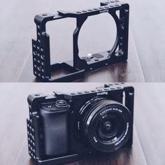 SMALLRIG Sony A6300/A6000 ILCE-6000/ILCE-6300 Sony Nex-7 Cage 1661 #a6000cage #a6300cage
