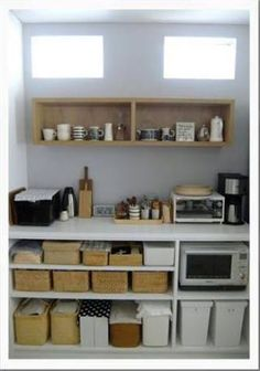 「作り棚 収納 キッチン」の画像検索結果