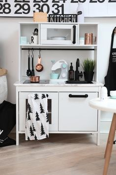 Kids Furniture / Shop / Kitchen Hack Inspiration - IKEA Duktig