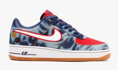 Nike Air Force 1 Spring 2014 Denim Pack
