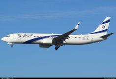 Boeing 737-958ER 4X-EHC 41554 Amsterdam Schiphol Airport - EHAM