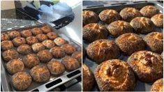 Gelin Yaptı Elti Kıskandı Haşhaşlı Sultan Tatlısı Doughnut, Muffin, Sultan, Breakfast, Desserts, Food, Morning Coffee, Tailgate Desserts, Deserts