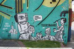 Artist: Toxicomano @ Bogotá