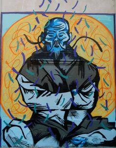 el japanese, mural . villa crespo